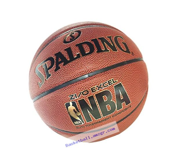 Spalding Zi/O Excel Tournament Basketball - Official Size 7 (29.5